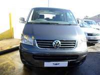 Image of 2004 VW T5 Caravelle 2.5 TDi Highline For Sale in Western Cape