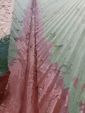 We offer  waterproofing and roof repairs