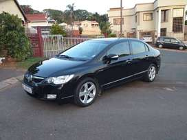 Honda Civic 1.8 VXI - Automatic