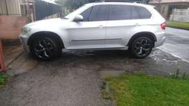Bmw x5 7seater xdrive 4.8i