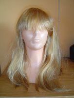 Długa blond peruka NOWA !
