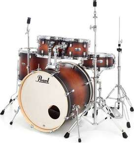 PEARL DECADE MAPLE  5 PIECE DRUM KIT  new