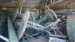 Wóz żelazny, wóz drabiniasty