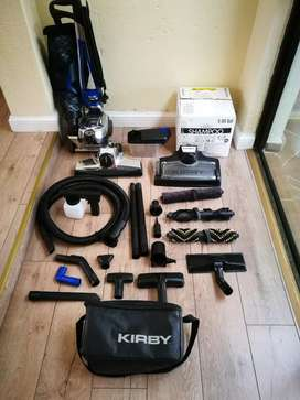 Kirby Avalir 2 Vacuum with attachments