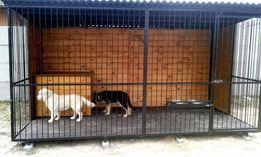 Вольеры для собак, будки