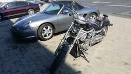 Lampa soczewkowa V-Rod Harley Davidson BIXENON