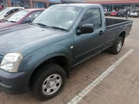 Bakkie for sale long base 250kb