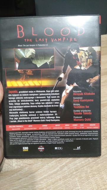 """""""Blood"""" film animowany na DVD. Lektor polski Sosnowiec - image 2"""