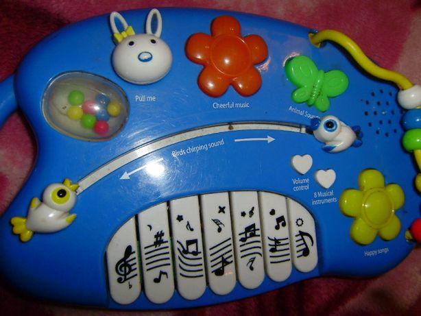 Baby mix Музыкальное пианино Киев - изображение 1