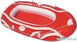 Детская надувная лодка для 1-2 деток весом до 80 кг