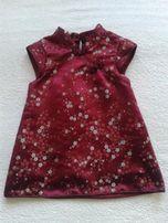 нарядное платье H&M 74 размер