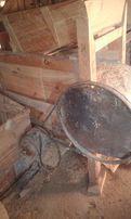 Віялка для зерна і Молотілка