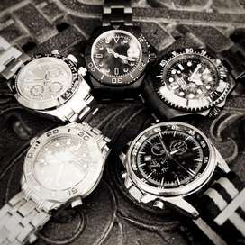 MAKE ME AN OFFER - Five Star Sterile Dial watch collection