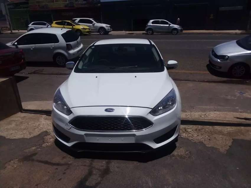 2016 Ford Focus 1.6 is available 0