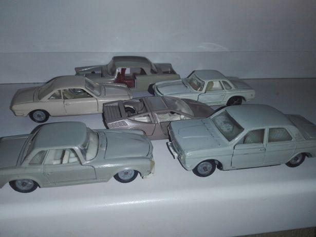 Масштабные модели СССР 1/43