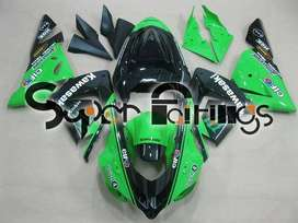 Super Fairings Aftermarket Fairing Kits 04-05 KAWASAKI NINJA ZX10R