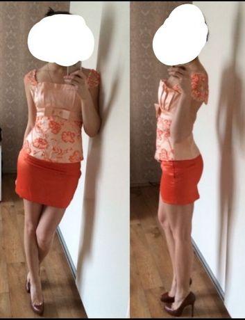 Продам нарядный комплект корсет и 2 юбки. Ручная вышивка! 34-36 размер Одесса - изображение 2