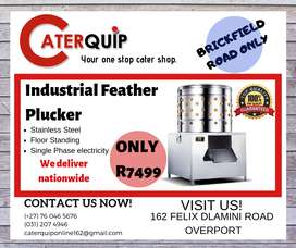 Industrial Feather Plucker for sale