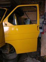 Drzwi przednie lewe VW T4