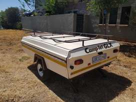 Camplet GLX camping trailer