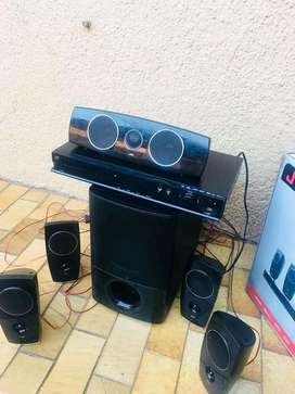 Jvc home theatre available