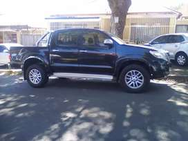 2012 Toyota Hilux, 193,000km, double cab, manual, engine 3.0, diesel