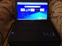 Продам ноутбук ASUS X55A с DVD приводом.