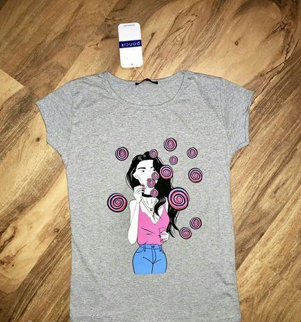 Женская футболка хлопок размер 42. 44. Херсон - изображение 6