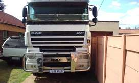 DAF xf105-480horse power, 2016 master truck of the year