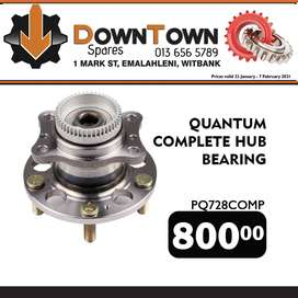 Quantum Complete Hub Bearing ONLY R800!