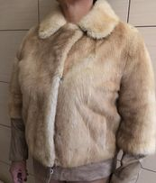 Шуба норковая, курточка норка,куртка із норочки,норковий полушубок,М,L