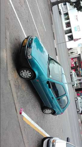 98' ford fiesta 1.4i with ac urgent sale