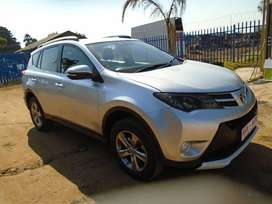2016 toyota RAV4 2.0 AUTO with 89000km