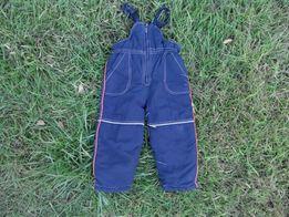 Детский комбинезон Тёплый, удобный на манжетах. Штаны, брюки