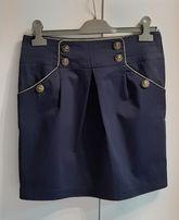 Spódnica mini, rozmiar 38