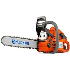 Brand new Husqvarna 61 chainsaw