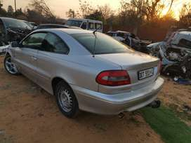 2000 VOLVO C70 2.3T COUPE STRIPPING AS SPARES