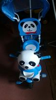 rowerek TRÓJKOŁOWY panda