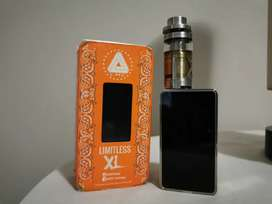 Snow wolf mod and Limitless Tank
