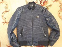 Dolce&Gabbana Италия /Подростковая деми куртка на синтепоне /р.S-M