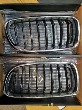 BMW F30 FRONT GRILL KIDNEYS