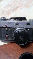 Фотоаппарат ФЭД-3 +удлинитель для обьектива