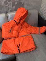 Продам комбинезон рабочий, куртку и ботинки