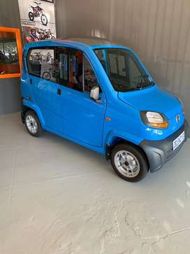 Bajaj Qute Qcar 217cc cheapest in South Africa
