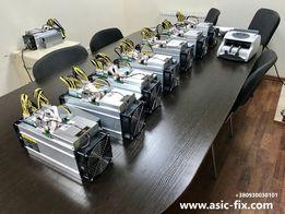 Майнер Asic Antminer Bitmain S9/L3+/A3/X3/D3/Z9