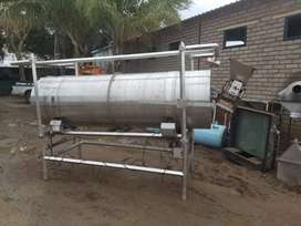 Drum Coater Stainless for sale