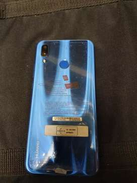 Close to brand new Huawei p20 lite