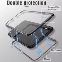 Магнитный чехол iPhone, айфон 6/6s, 7/8, 7plus/8plus, X, XS, XSmax, XR