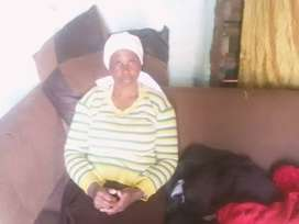Respectful and experienced Lesotho maid/nanny needs strictly live in