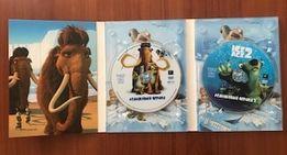 Ледниковый период: Коллекция (2 DVD) Подарочное издание